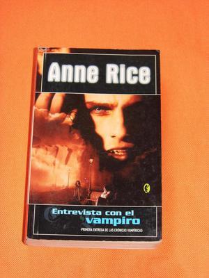 Entrevista Con El Vampiro De Anne Rice Usado
