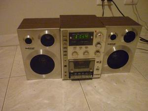Equipo De Sonido Antiguo Marca Audiologic