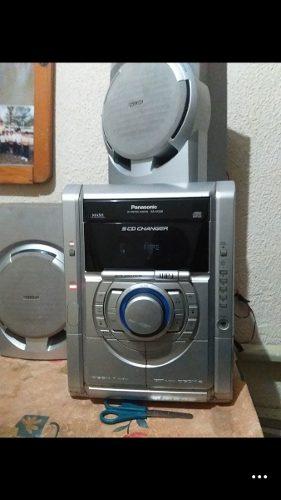 Equipo De Sonido Panasonic Muy Buen Estado