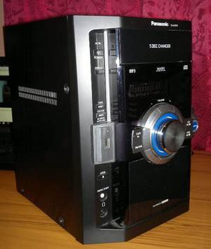 Equipo De Sonido Panasonic Sa Ak 970