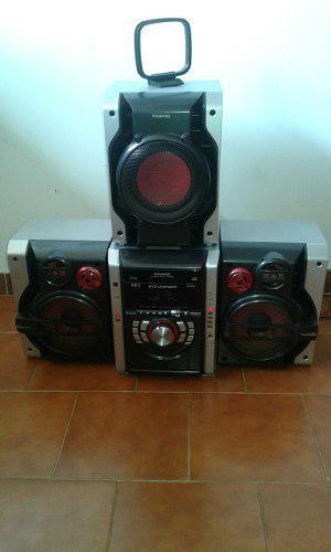 Equipo De Sonido Panasonic Sa-ak630