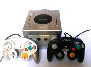 Exelente Consola Nintendo Gamecube + 2 Controles + Un Juego