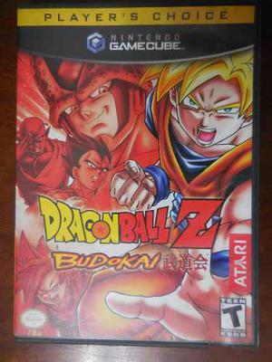 Juego De Gamecube Dragon Ballzbudokai