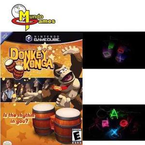 Juego Donkey Konga Nintendo Gamecube