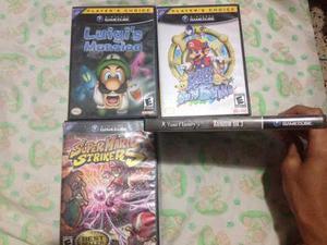 Juegos Gamecube Originales (leer Descripción)