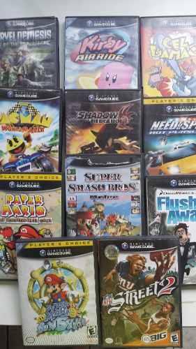 Juegos Nintendo Game Cube En Buen Estado