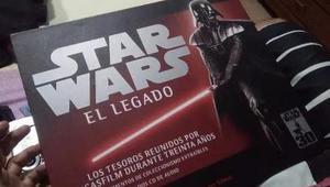 Libro Star Wars El Legado