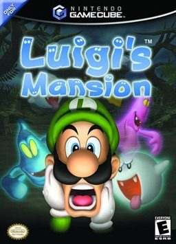 Luigi's Mansion Juego Gamecube