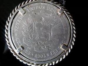 MONEDA DE PLATAFUERTE DEL AÑO  LEI 900
