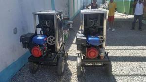 Maquinas Barquilleras 3 Sabores, 100% Operativas
