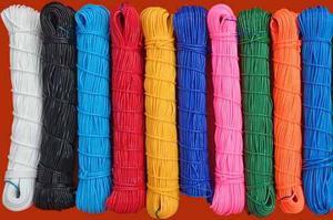 Mimbre Plástico Redondo Para Tejer Sillas De Jardin