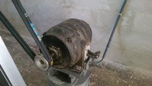 Motor Electrico De 5 Caballos Trifasico
