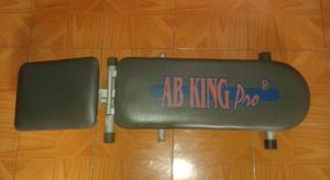 Máquina Abdominales Ab King