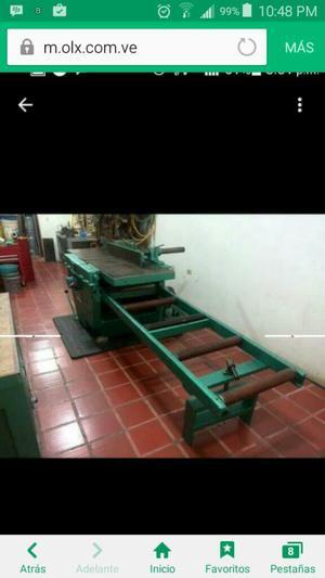 Máquina para Carpintería Alemanas