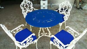 Muebles Para Jardin, Terraza O Piscina
