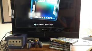 Nintendo Gamecube + 5 Juegos