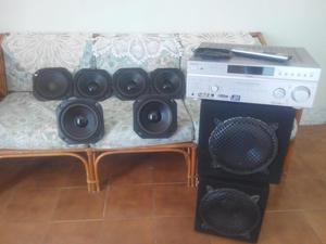 SONY HOME THEATER 7.1