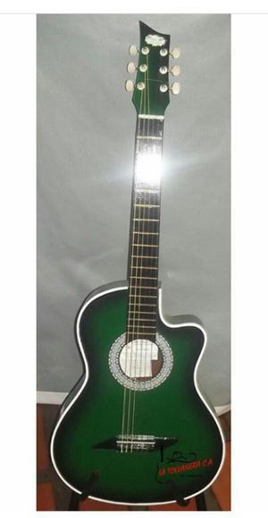 Vendo Guitarra Acústica Nueva con Forro