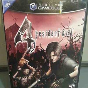 Vendo O Cambio Resident Evil 4 Gamecube