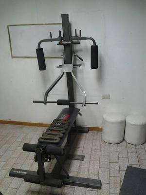 maquina multifuerza megaflex