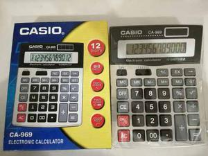 Calculadora Casio Modelo Ca  Digits. Venta Al Mayor Y