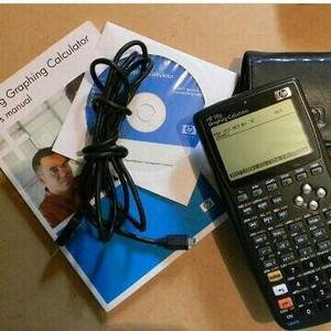 Calculadora Graficadora Hp 50g En Perfectas Condiciones