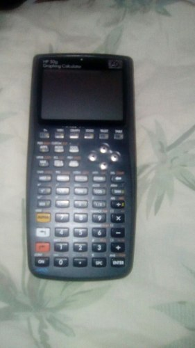 Calculadora Hp 50 G. Como Nueva