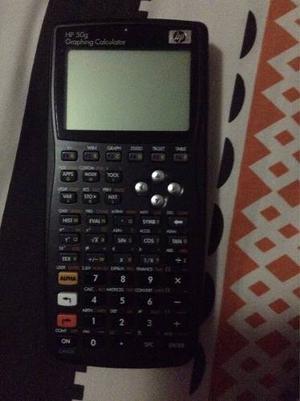 Calculadora Hp 50 G Usada (poco)