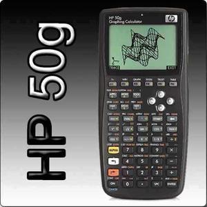 Calculadora Hp 50g Graficadora Sin Uso