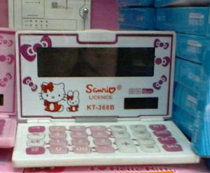 Calculadoras Solares De Hello Kitty