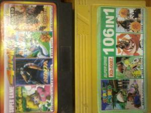 Cassette Super Video Juegos Nintendo