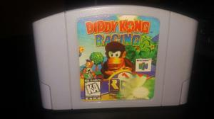 Diddy Kong Racing Juego Nintendo 64