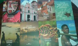 Enciclopedia Descubre A Venezuela Cadena Capriles 24 Libros