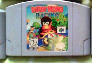 Juegos Nintendo 64 Diddy Kong Racing