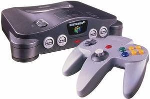 Nintendo 64 Juegos Banjo Tooie - Fifa - Diddy Kong - Pokemon
