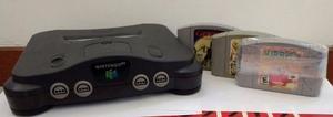 Nintendo 64 Sin Cables 3 Juegos