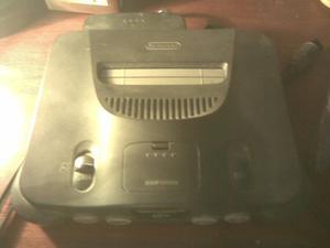 Nintendo 64 Usado