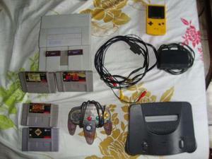 Nintendo 64 Y Mas