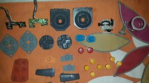 Placa Control De Nintendo 64 + Repuestos Excelentess!!