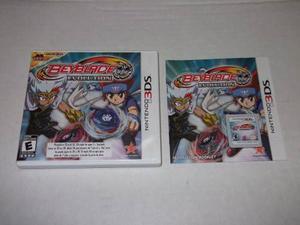 R4 Juego Beyblade Evolution Para Nintendo 3ds Y 2ds Original