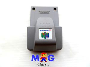 Rumble Pack Original Japon Para La Nintendo 64