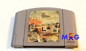 Star Wars Racer Para Nintendo 64 Con Garantia