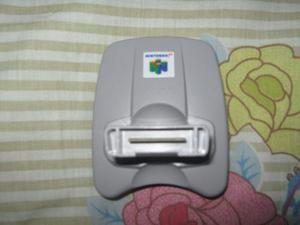 Vendo O Cambio Transfer Pak De N64