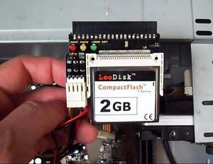 Adaptador Ide A Compact Flash Ideal Para Mikrotik Pc