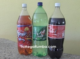 Bebidas Refrecante: Refresco De 2l