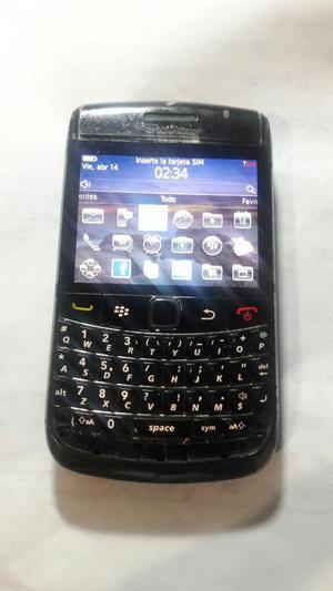 Blackberry Bold 4 Liberado