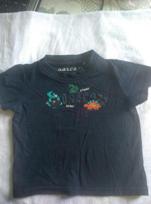 Camisa De Niños Usadas En Muy Buenas Condiciones
