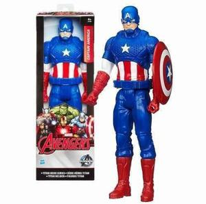 Capitan America Original De Hasbro