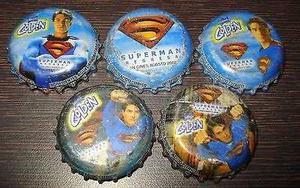 Chapas Serie De Superman Y Otras.