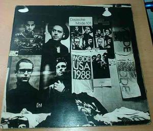 Depeche Mode 101 Vinil Importado